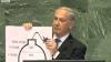 """Premierul israelian a cerut lumii întregi să traseze o """"linie roşie clară"""" pentru Iran"""