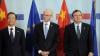 Uniunea Europeană şi China au ajuns cu greu la un numitor comun privind comerţul bilateral