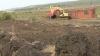 Scandal la Breanova. În apropierea localităţii a fost construit un poligon de colectare a deşeurilor