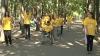 Flash-mob în centrul Capitalei: NU indiferenţei! VIDEO