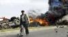 Atac în Afganistan: Trei militari NATO şi opt civili au murit