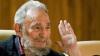 Fostul lider cubanez, Fidel Castro, şi-a făcut prima apariţie publică din ultimele luni