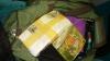 """CONTRABANDĂ """"călduroasă"""". Ce au găsit vameşii moldoveni în bagajele unui grec VIDEO/FOTO"""