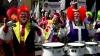 """Capitala feţelor zâmbitoare. 800 de clovni au participat la """"Festivalul râsului"""", organizat în Ciudad de Mexico"""