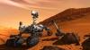 Roverul Curiosity a fotografiat un obiect SUSPECT în solul de pe Marte