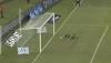 Cea mai comică reuşită din penalty: Autogol marcat cu fundul VIDEO