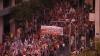 Angela Merkel, întâlnită cu proteste de amploare în Grecia