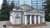 Construcţia bisericii din scuarul Kentford a fost SUSPENDATĂ