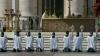 Papa Benedict al XVI-lea a canonizat noi şapte sfinţi