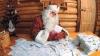 Colegul rus al lui Santa Claus, Moş Gerilă, şi-a sărbătorit duminică ziua de naştere
