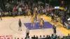 Baschetbalistul Kobe Bryant a fost cel mai bun pe teren în meciul cu Indiana Pacers