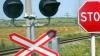 Maşină lovită de tren pe calea ferată. Două persoane au murit