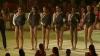 Echipa olimpică de gimnastică feminină a SUA şi-a încheiat turneul prin 40 de oraşe americane