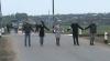 Publika TV a organizat un flashmob la trecerea de cale ferată de la Mereni VIDEO