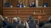 PAUZĂ în Parlament după o discuţie cu scântei între liderii AIE
