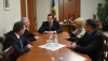 Marian Lupu le-a dăruit un clopoţel deputaţilor de la Comrat. Cum şi-a motivat gestul simbolic