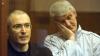 Fostului asociat al lui Hodorkovski va sta mai puţin la închisoare