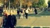 O nouă zonă pietonală! De astăzi locuitorii Capitalei se vor putea plimba pe strada Mitropolit Varlaam