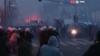 Violenţe în Polonia: Doi poliţişti au fost răniţi