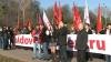 """Partidele de stânga au venit cu un mesaj pentru Barroso. """"Moldova este pentru Uniunea Vamală"""""""