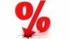 Ratele dobânzilor la credite s-au micşorat până la minimul istoric de 12,58%