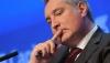 OFICIAL! Vicepremierul rus Dmitri Rogozin vine în Moldova