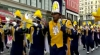 Americanii au sărbătorit cu fast Ziua Recunoştinţei. Mii de oameni au admirat baloanele gigant şi personajele din desenele animate