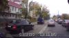 Martor ocular: Un şofer de troleibuz trece la roşu, iar alţi conducători merg pe contrasens