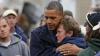 Cel mai costisitor uragan din istoria SUA a crescut raitingul lui Obama