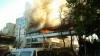 Versiunea Serviciului Situaţii Excepţionale: Cafeneaua de la Sun City s-a făcut scrum din cauza unui scurtcircuit