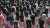 Taiwan: Peste 7.000 de oameni au participat la o sesiune de yoga