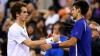 19 mii de spectatori au privit cum Novak Djokovic a câştigat meciul cu Andy Murray