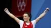Halterofila Cristina Iovu a cucerit trei medalii de aur la Europenele de tineret
