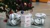 Ce cadouri a oferit Federaţia Moldovenească de Fotbal unei case de copii din raionul Dubăsari VIDEO