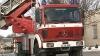 Pompierii, în ALERTĂ. A izbucnit un incendiu într-un depozit cu haine din sectorul Buiucani