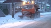 Autorităţile luptă cu nămeţii: Drumurile naţionale au început să fie deszăpezite