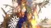 Principalul pom de Crăciun din capitala Kazahstanului a fost cuprins de flăcări
