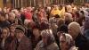 Sute de oameni au venit să vestească naşterea lui Hristos la Catedrala Sfânta Teodora de la Sihla VIDEO