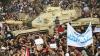 Islamiştii din Egipt se declară victorioşi în urma referendumului privind noua Constituţie