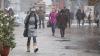 Lapoviţa şi ninsoarea au lăsat în beznă 13 de localităţi