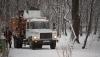 Zăpada şi viscolul paralizează traficul: 40% din autobuze din zona de nord a ţării NU circulă