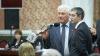 Voronin vorbeşte cu regrete despre plecarea lui Sîrbu: Era ca un nepot... îmi pare rău de biografia de mai departe a lui Sergiu (video)