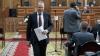 Godea vrea o coaliţie proeuropeană, formată din partide extraparlamentare
