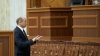 Recepţia dată de PLDM, a scurtat şedinţa Parlamentului. Streleţ: Discuţiile pot continua la nesfârşit VIDEO