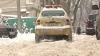 Autorităţile recunosc că nu pot face faţă nămeţilor: Traficul rutier din Capitală a fost dat peste cap GALERIE FOTO