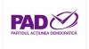 Reprezentanţii PAD îl vor susţine pe candidatul PNL în alegerile pentru Senatul României din 9 decembrie