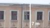 Fii atent când mergi pe bd. Grigore Vieru. Un ţurţure de 7 metri stă să cadă în orice moment (VIDEO)