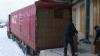 TIR-ul încărcat cu ţigări de contrabandă şi oprit de vameşii români ar fi trecut prin scaner în Moldova