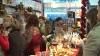 Bucate tradiţionale, miros de scorţişoară şi colinde la târgul organizat de soţiile ambasadorilor VIDEO