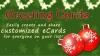 Felicitări de Crăciun şi decoraţiuni direct de pe telefonul mobil, cu ajutorul aplicaţiilor